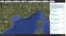 Historique des alertes, bateau dans le sud de la France